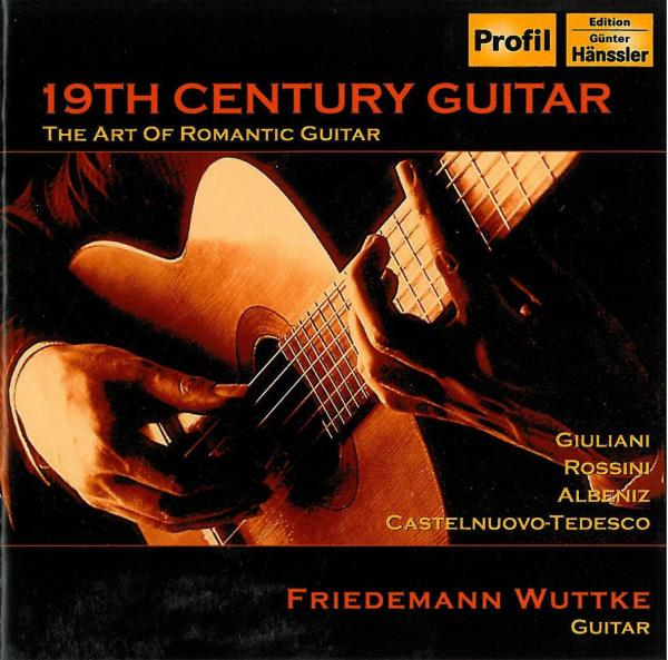 19th Century Guitar WUTTKE,FRIEDEMANN