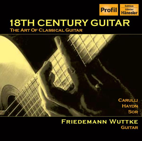 18th Century Guitar WUTTKE,FRIEDEMANN