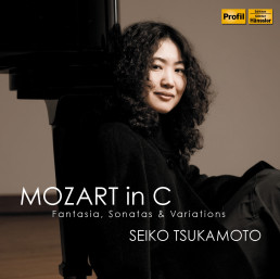 Mozart in C (Klaviersonaten 14+16/+)