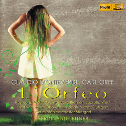 L'Orfeo (dt.Version v.Carl Orff)