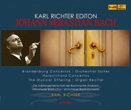 Karl Richter Edition