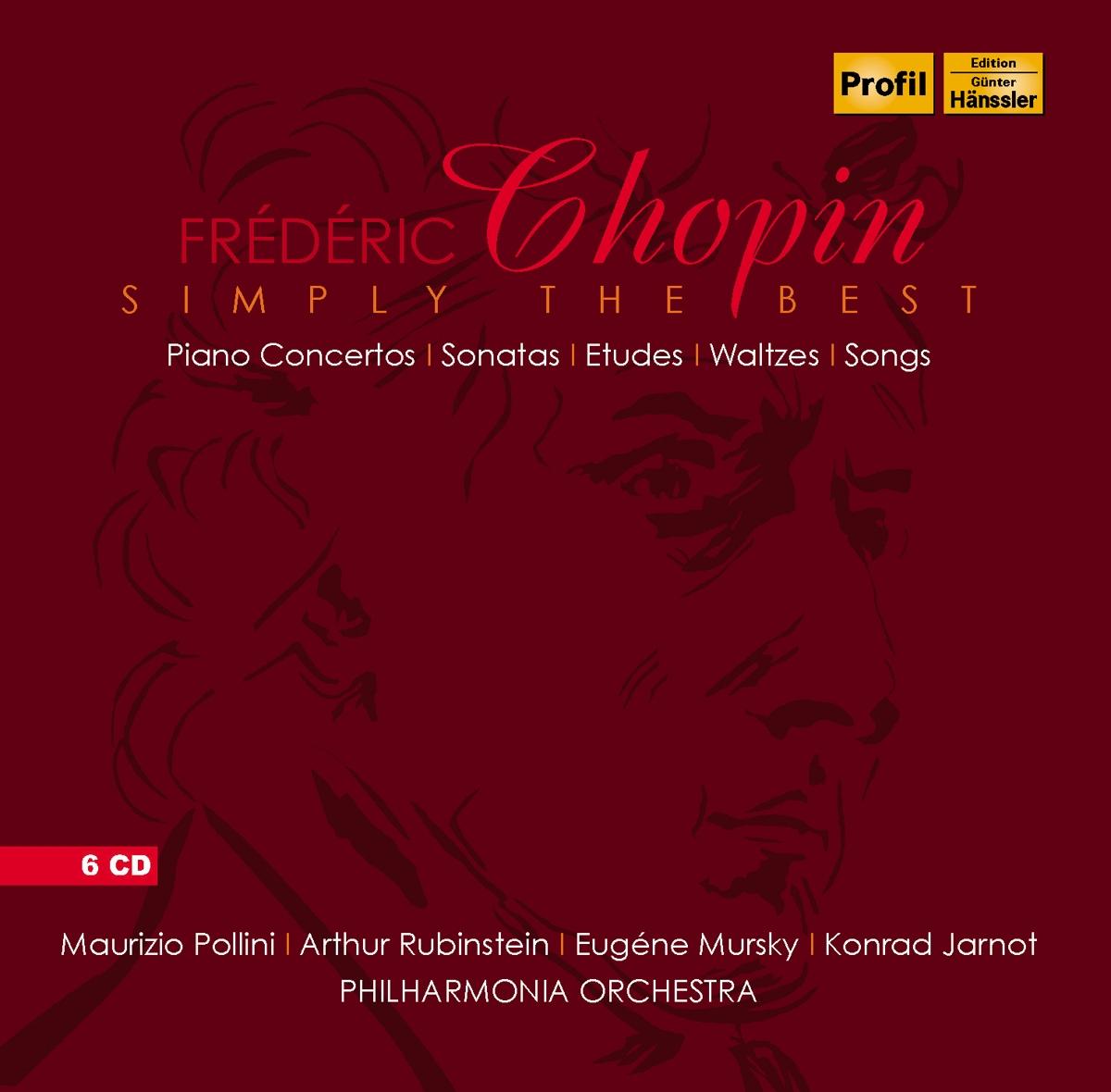 Simply the Best: Klavierkonzerte/Sonaten/Etüden/+