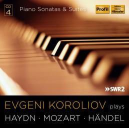 Klaviersonaten und Suiten