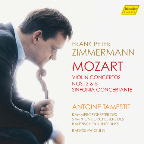 Violinkonzerte 2+5/Sinfonia concertante