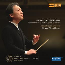 Ed.Staatskapelle Dresden Vol.41: Sinfonie 3