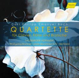 Quartette für Klavier