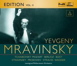 Evgeny Mravinsky Edition Vol.2