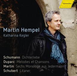 Dichterliebe/Melodies et Chansons/6 Monologe/+