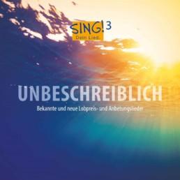 Sing! Dein Lied.Vol.3.Unbeschreiblich...