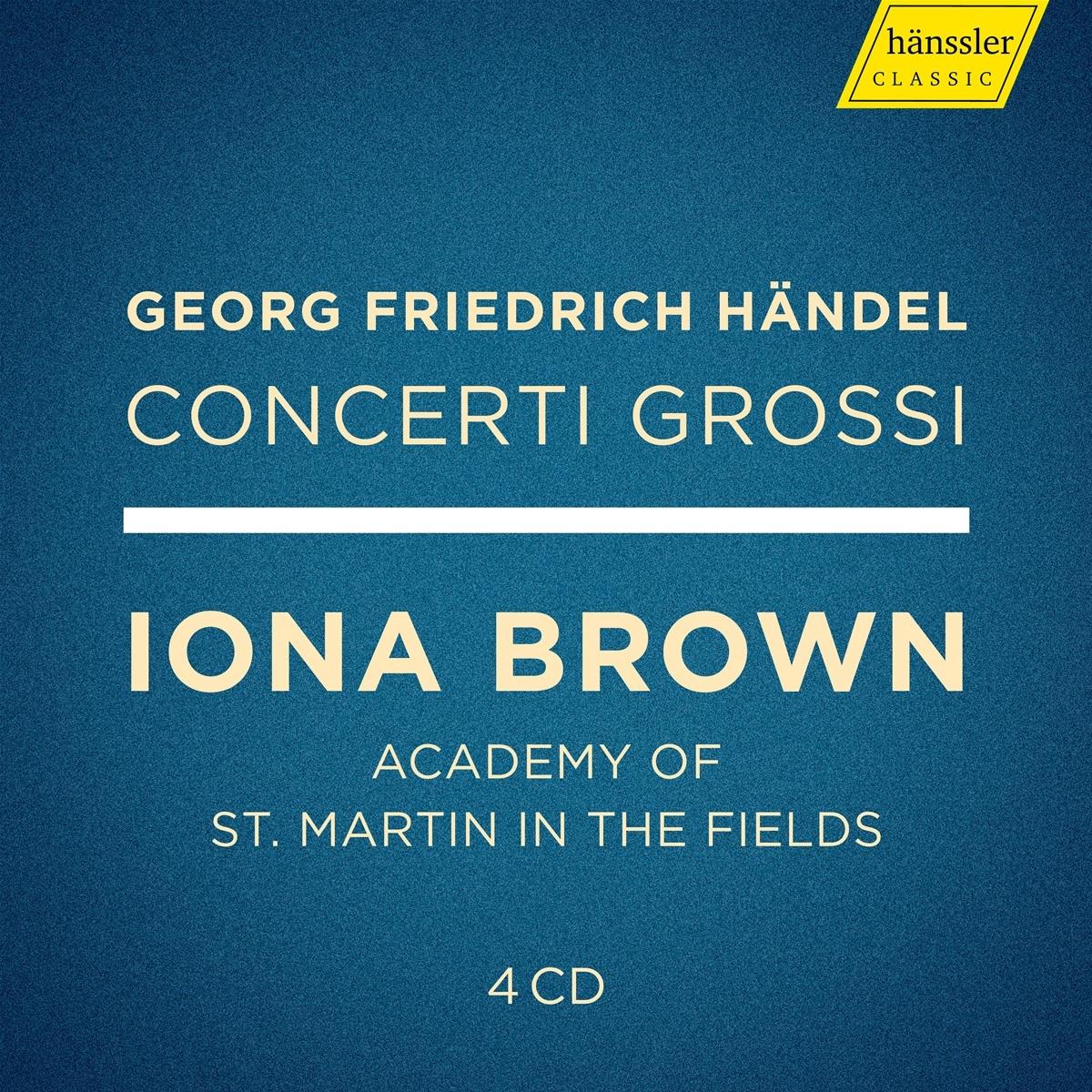 Händel:Concerti Grossi