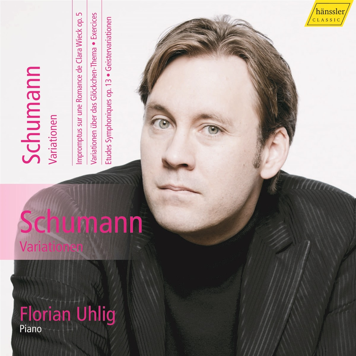 Schumann Variationen - Uhlig Vol. 14
