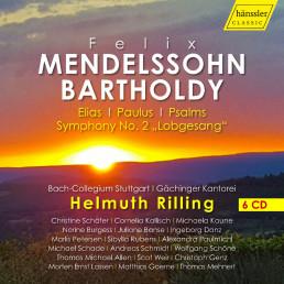 Mendelssohn:Sacred Works/Elias/Paulus