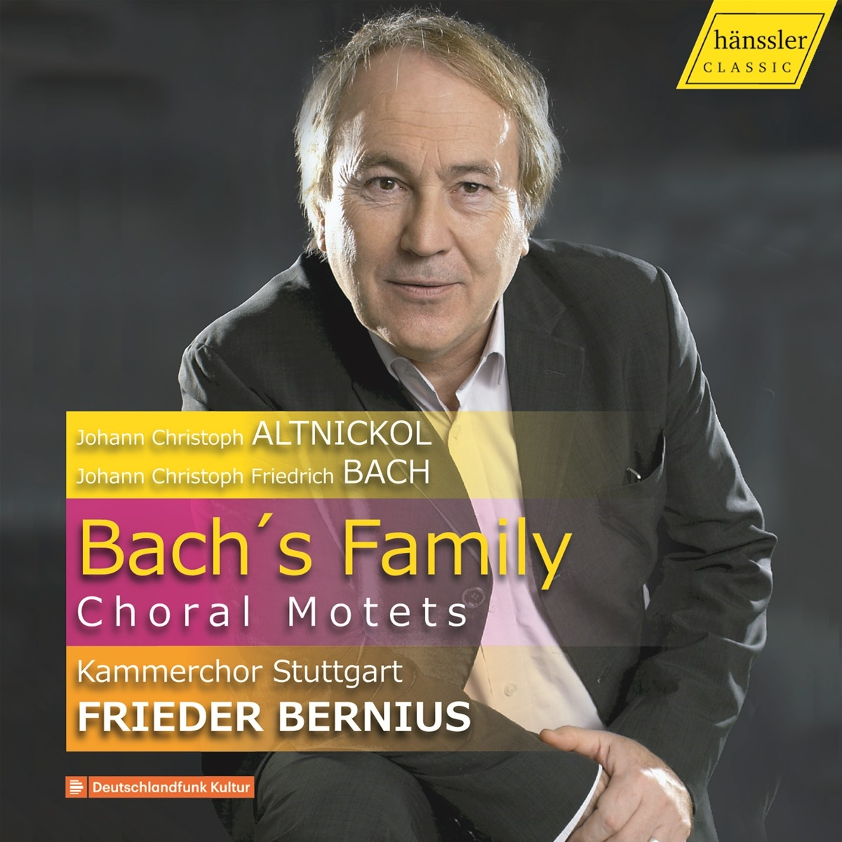 Bach`s Family-Choral Motets