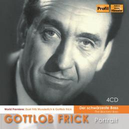 Gottlob Frick Portrait-