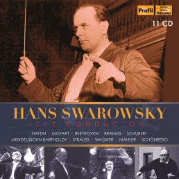 Hans Swarowsky - The Conductor