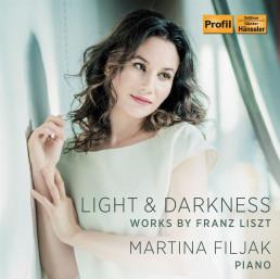 Light & Darkness - Piano Works by Liszt & Donizett