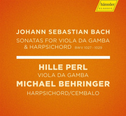 Sonatas Viola da Gamba - BWV 1027-1029