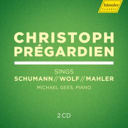 Christoph Prégardien sings Schumann