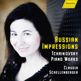 Russian Impressions - piano works