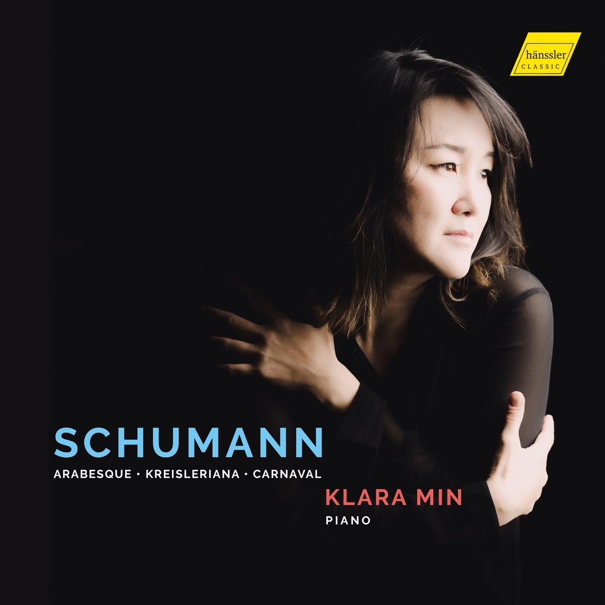 Arabesque-Kreisleriana-Carnaval: Schumann