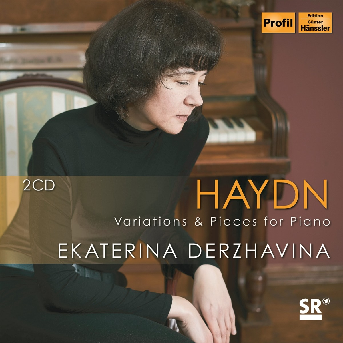 Haydn-Variations & Pieces for Piano