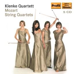 Klenke Quartett: Mozart String Quartets