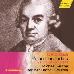 Piano Concertos Wq.11