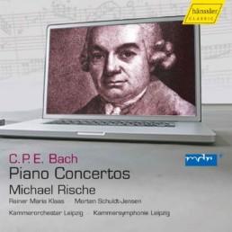 Piano Concertos-Carl Philipp Emanuel Bach