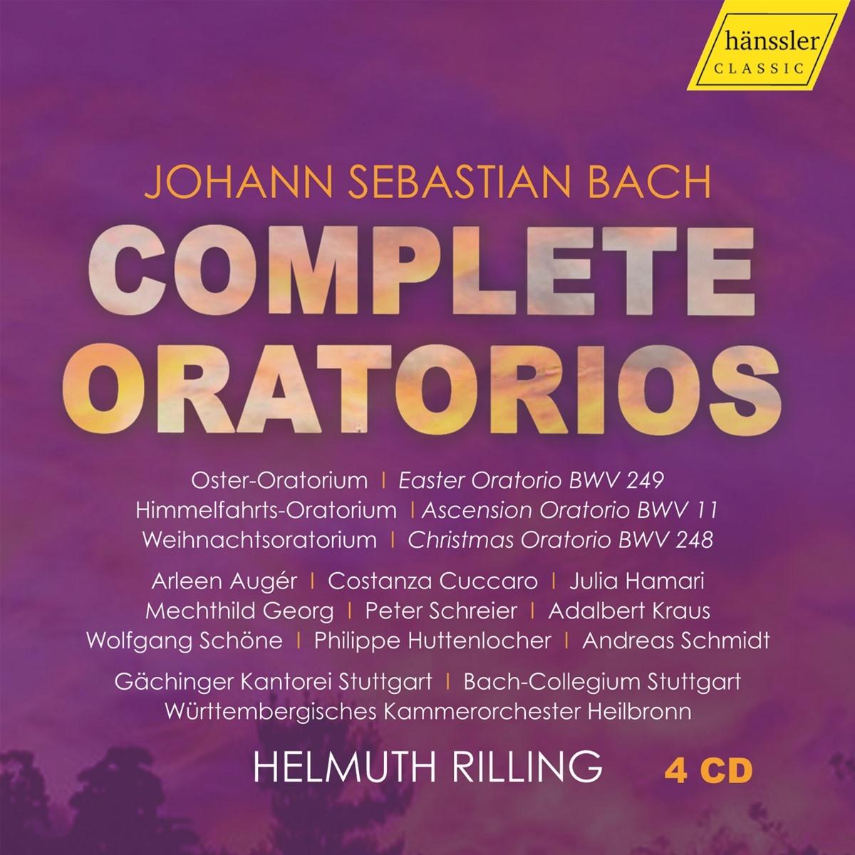 Complete Oratorios
