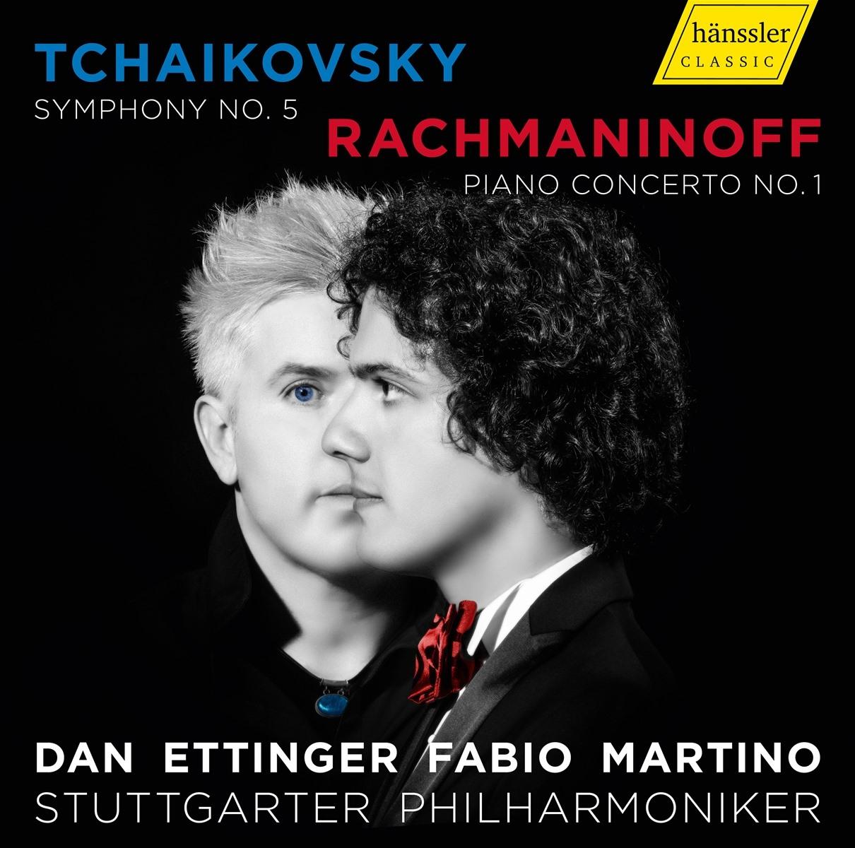 Dan Ettinger: Tchaikovsky & Rachmaninoff