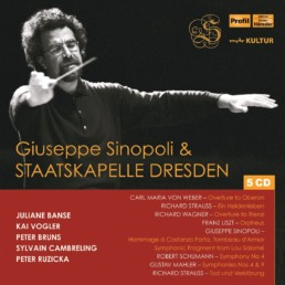 Giuseppe Sinopoli - Conductor and Composer
