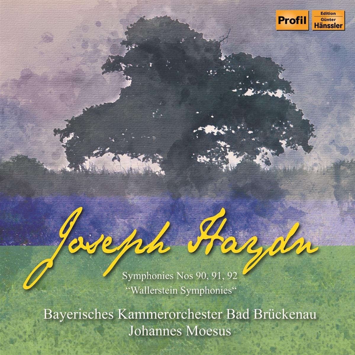 "Haydn ""Wallerstein Symphonies"""