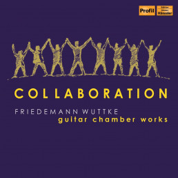 Collaboration - guitar chamber works