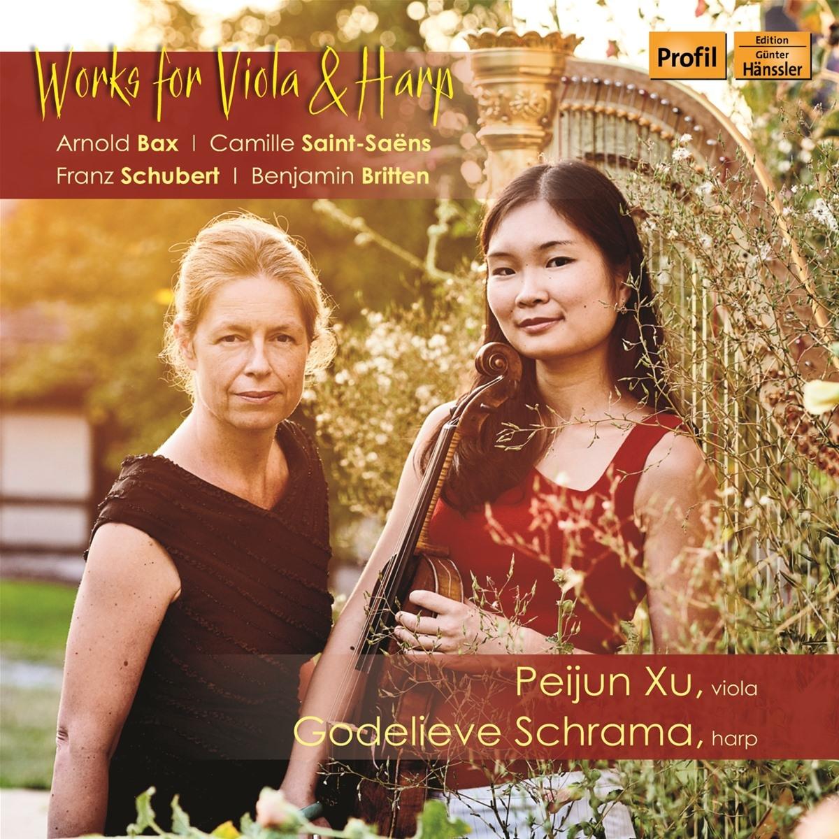 Works for Viola & Harp