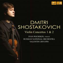 Shostakovich Violin Concertos I und II