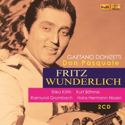 Donizetti: Don Pasquale (Fritz Wunderlich)