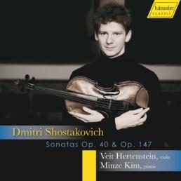 Shostakovich-Viola & Piano