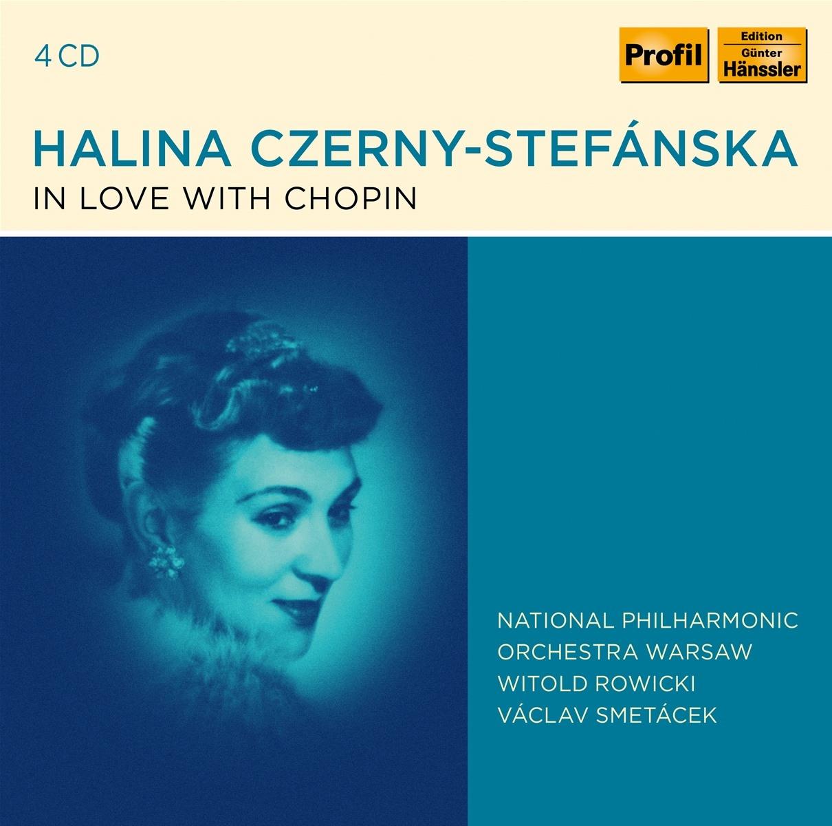 Halina Czerny-Stefanska in Love with Chopin