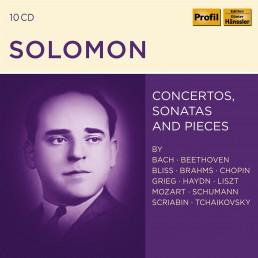Solomon - Concertos