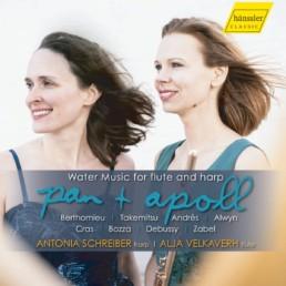 Pan & Apoll - Wassermusik für Flöte und Harfe