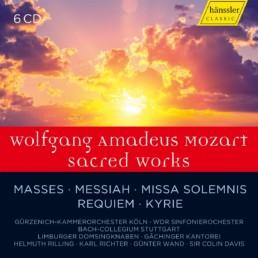 W.A.Mozart-Sacred Works