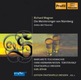Meistersinger Von Nürnberg 3.Akt
