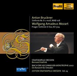 Sinfonie 8/Prager Sinfonie