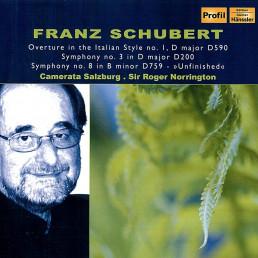 Symphonies & Ouvertures-Camerata Salzburg