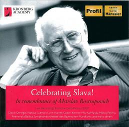 Celebrating Slava!