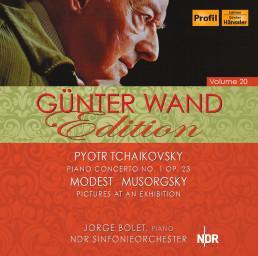 Klavierkonzert 1/Bilder einer Ausstellung