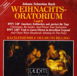Bachkantate Vol.1 (BWV 248
