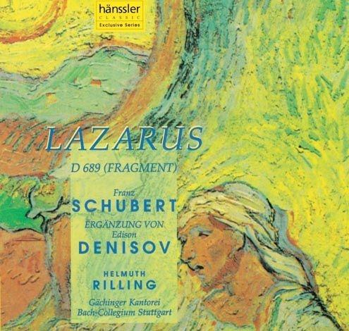 Lazarus Fragment/Ergänzungen
