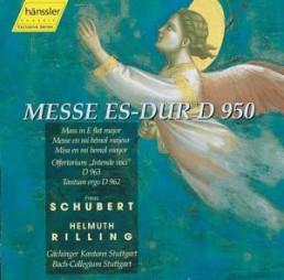 Messe Es-Dur D 950/+