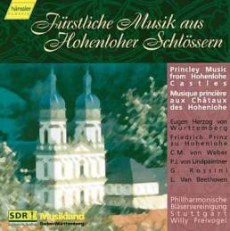 Fürstliche Musik Aus Hohenlohe